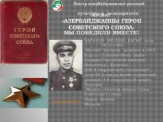 Багиров Мусеиб Багир оглы