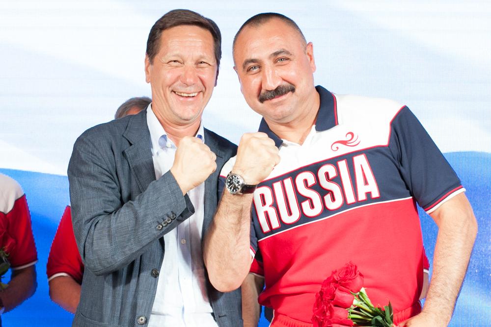 Жуков и Лебзяк