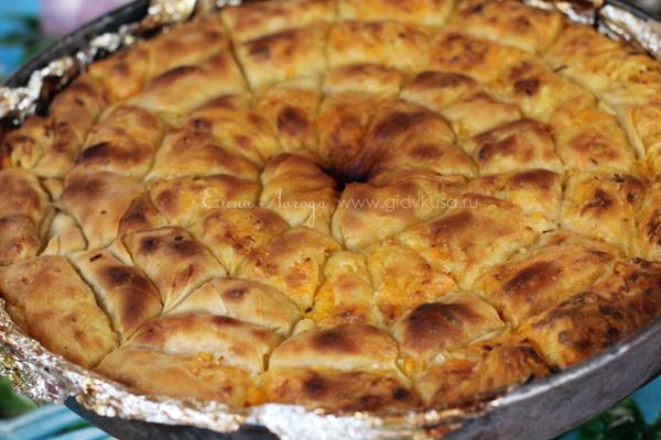 крымскотатарская кухня с фото