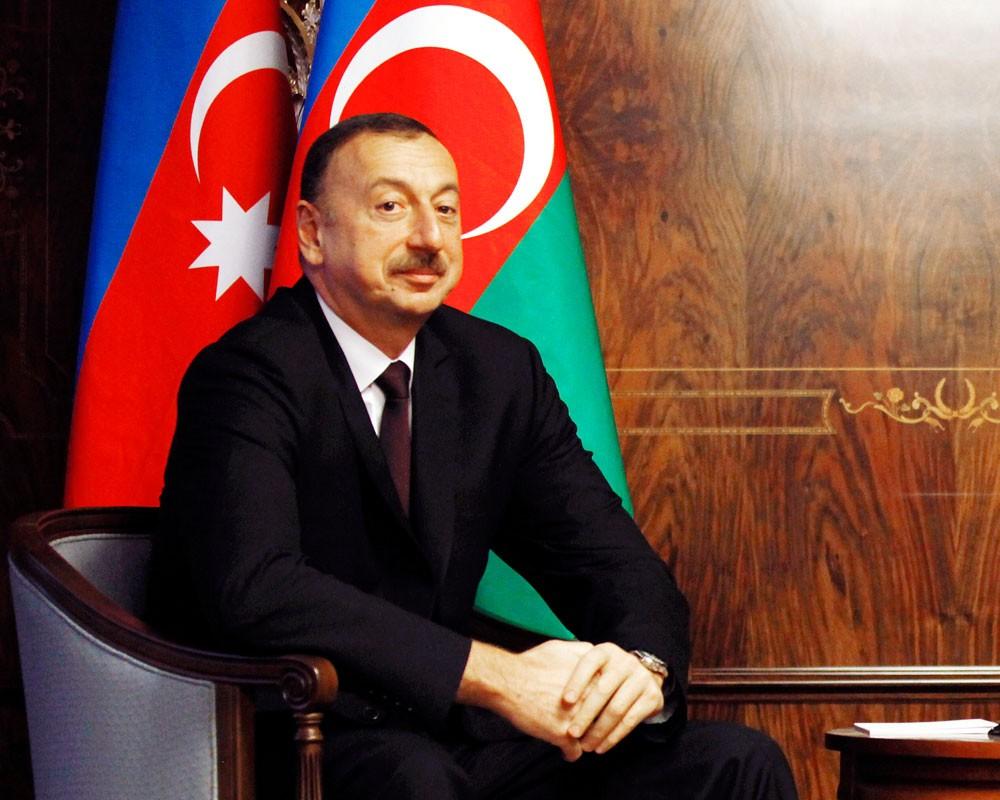 Поздравление от азербайджана